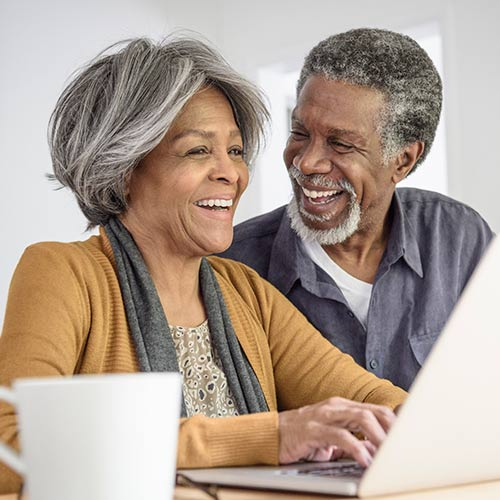 Reverse Mortgage solution designed for senior homeowners